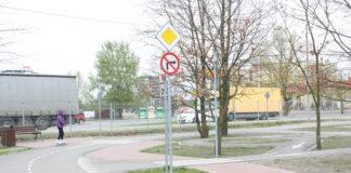 miasteczko ruchu Białołęka
