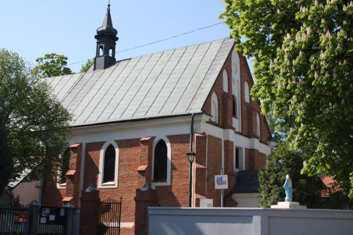 kościół Tarchomin