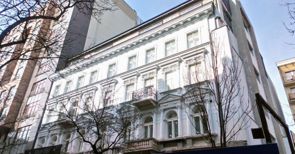 kwiecień w Warszawie