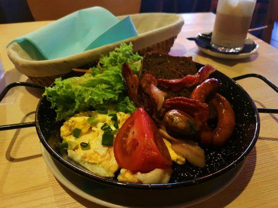 śniadania warszawa