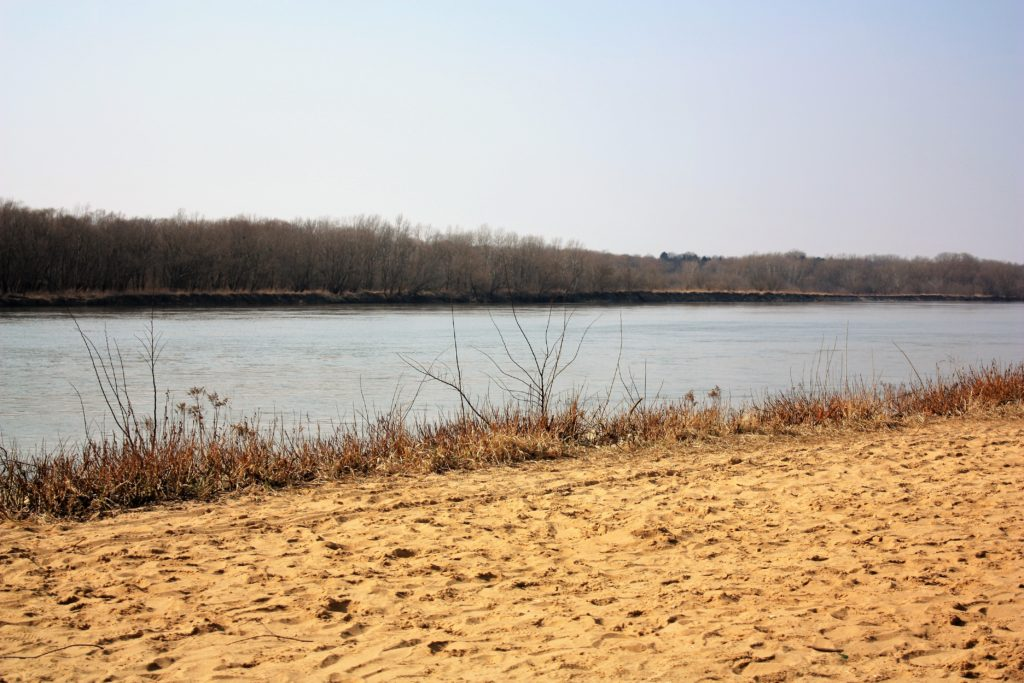 plaża Białołeka