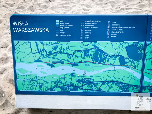 bezpłatne atrakcje w Warszawie na lato