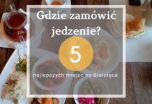 jedzenie na wynos Białołęka