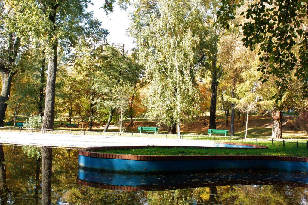park kaskada