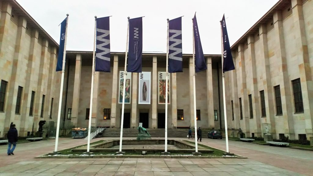 warsaw museums for free
