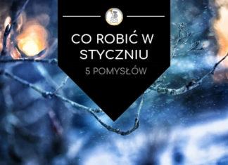 styczeń w Warszawie