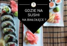 sushi Białołęka