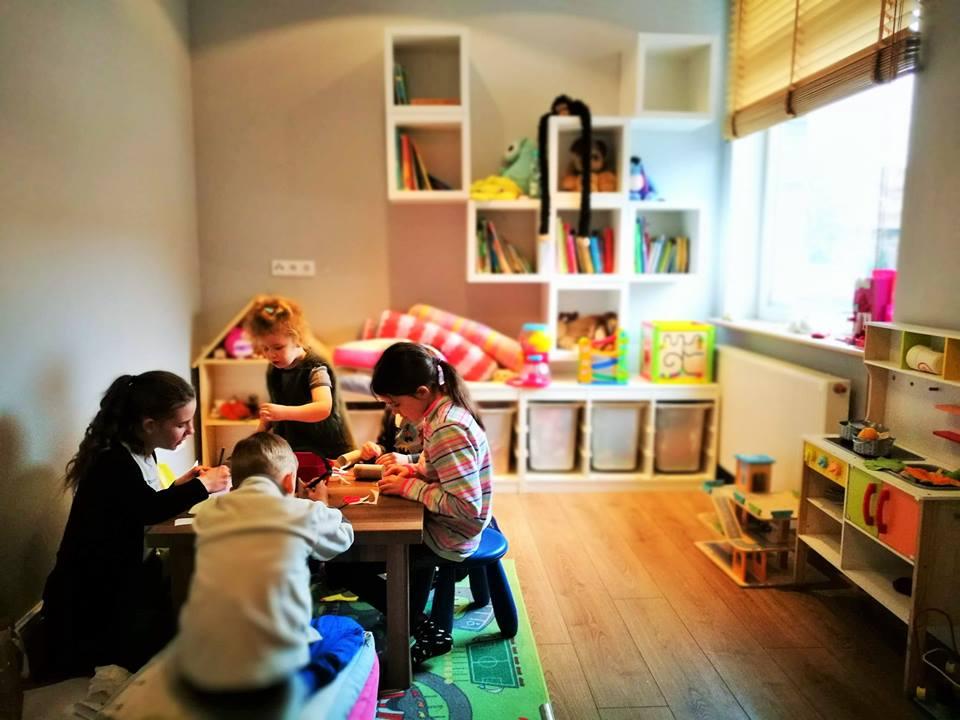 restauracja przyjazna dzieciom