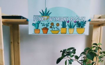 punkt wymiany roślin Bialołeka