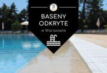 baseny odkryte w Warszawie