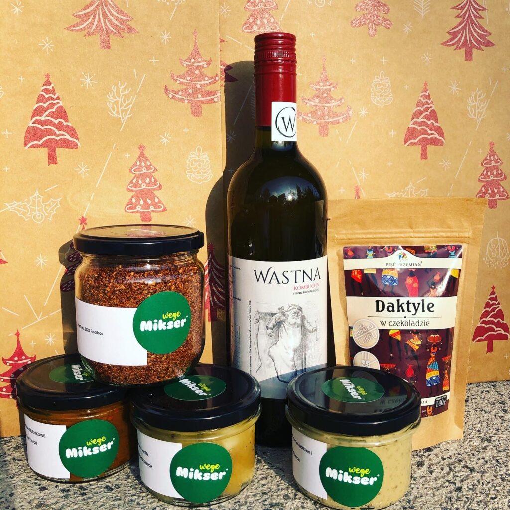 wege potrawy na Boże Narodzenie