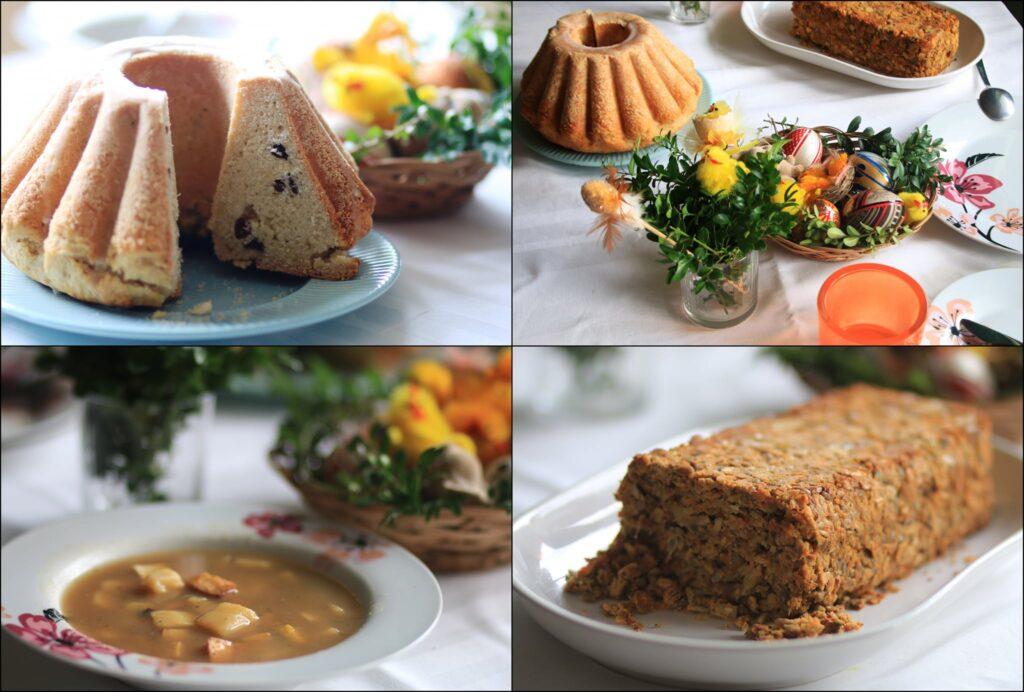wegański catering na święta